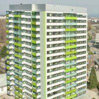 El primer edificio pasivo en Alemania